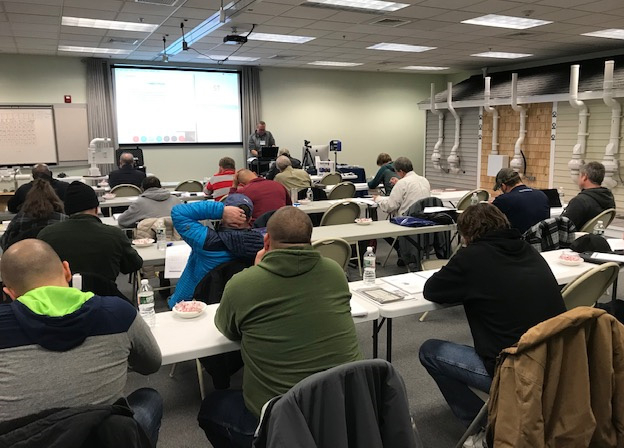 Spruce Radon Training