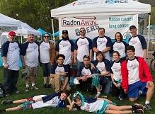 RadonAway Lung Force Walk