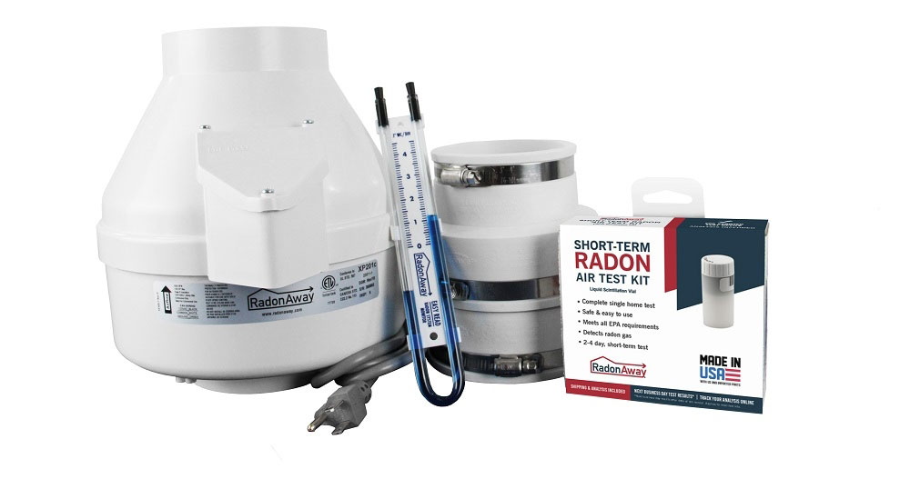 Radonaway Products Available At Home Depot Stores Radonaway