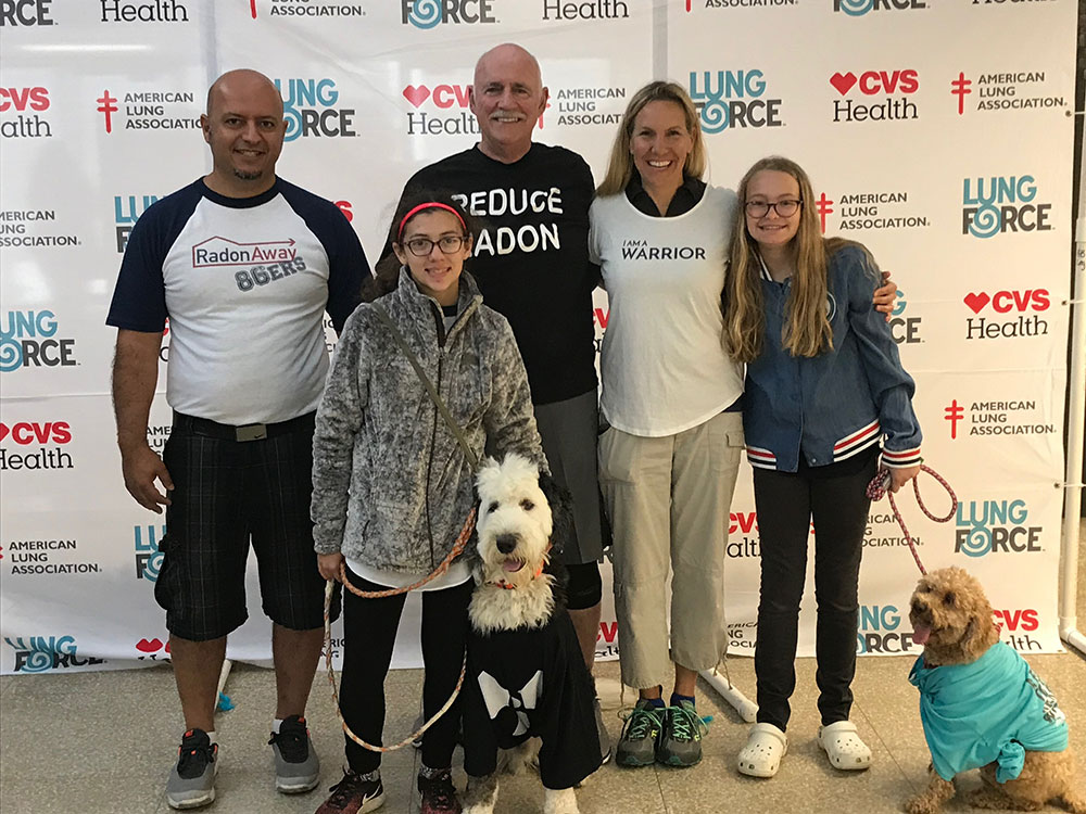 Lung Force Walk Cleveland