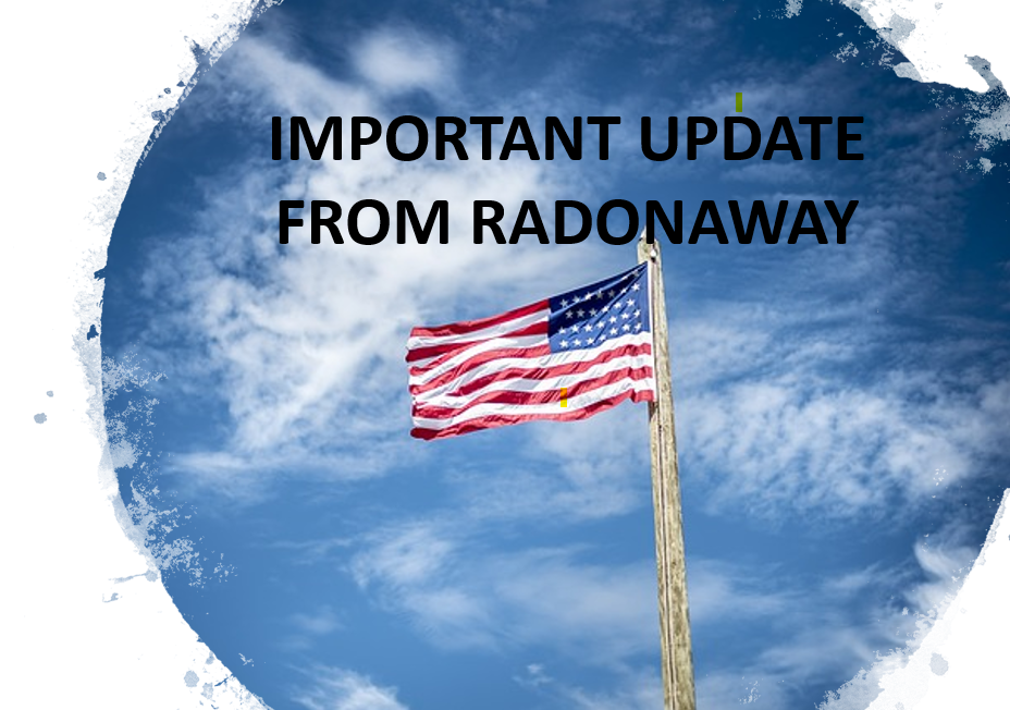 Important Information from RadonAway