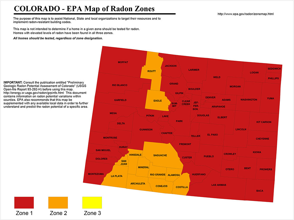 Find A Radon Professional In Colorado Radonaway