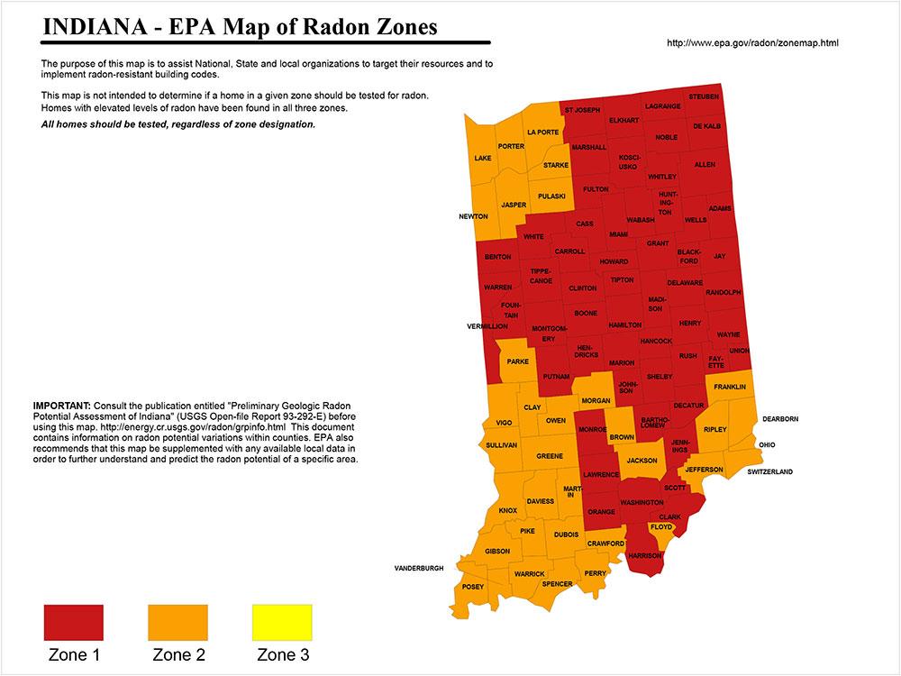 Find A Professional Radon Contractor In Indiana Radonaway