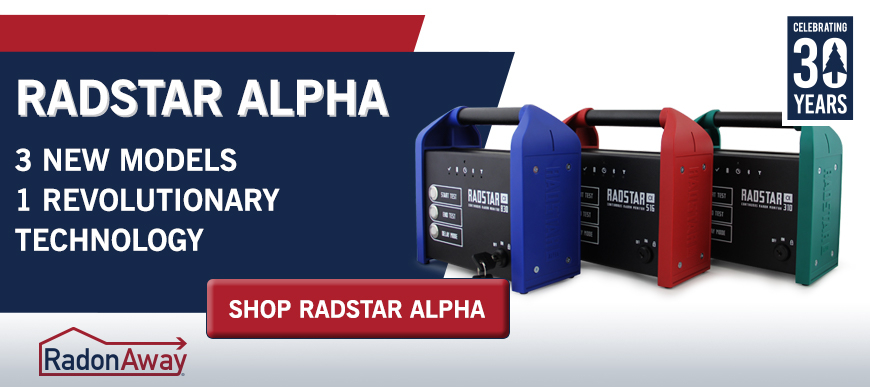 New RadStar Alpha CRMs